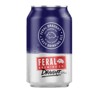 Feral Draught Lager