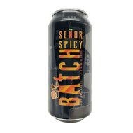 Batch Señor Spicy Citrus & Chille Gose