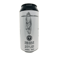 Badlands Too Cold For Togas Triple Chocolate Milk Stout