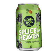 Moon Dog Splice of Heaven Pine Lime Ice Cream IPA 330ml Can