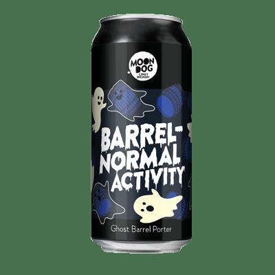 Moon Dog Barrel-Normal Activity Porter