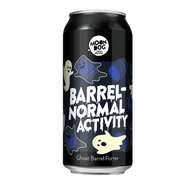 Moon Dog Barrel-Normal Activity Porter
