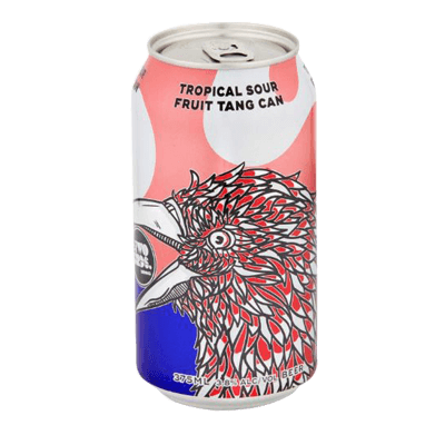 Two Birds Tropical Sour Fruit Tang Can Sour Ale