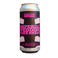 Evil Twin Imperial Wedding Cake Break Imperial Porter