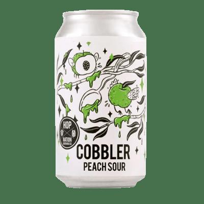 Hop Nation Cobbler Peach Sour Ale