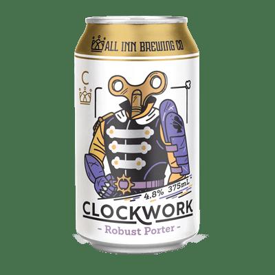 All Inn Clockwork Robust Porter