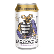 All Inn Clockwork Robust Porter