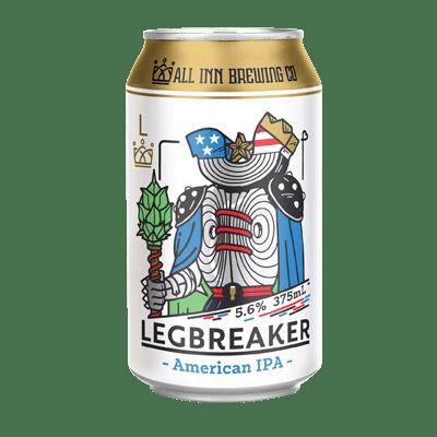 All Inn Legbreaker American IPA
