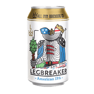 All Inn Legbreaker American IPA