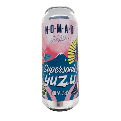 Nomad Supersonic Yuzu DIPA