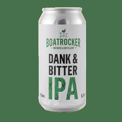Boatrocker Dank & Bitter IPA