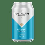 Hemingway's Pitchfork Betty's Pale Ale