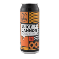 8 Wired Juice Cannon Double IPA