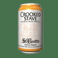 Crooked Stave St. Bretta Citrus Saison