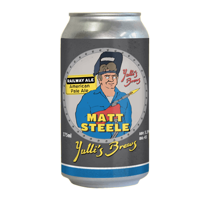 Yulli's Matt Steele American Pale Ale