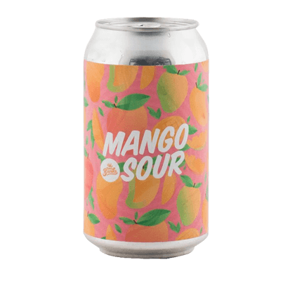 Mr Banks Mango Sour