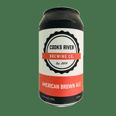 Cooks River American Brown Ale