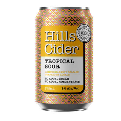 Hills Cider Tropical Imperial Cider Sour