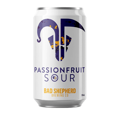 Bad Shepherd Passionfruit Sour 355ml Can