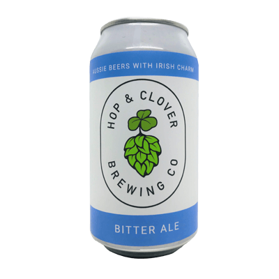 Hop & Clover Bitter Ale