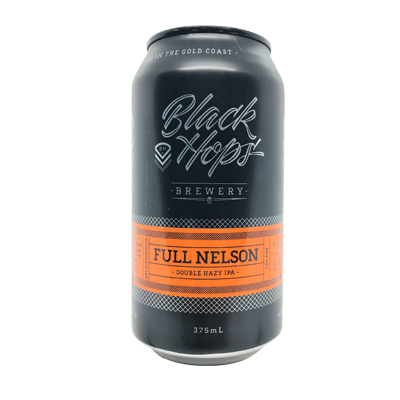 Black Hops Full Nelson Double Hazy IPA
