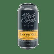 Black Hops Half Nelson Hazy IPA
