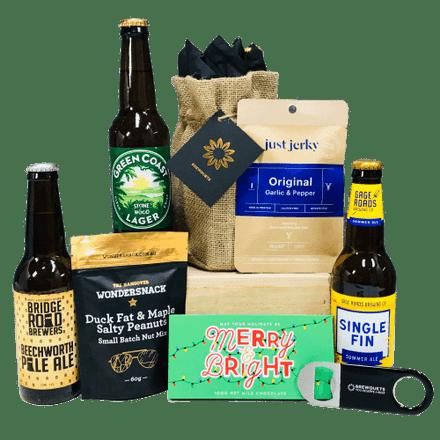Christmas Beer Brewquet Gift Hamper