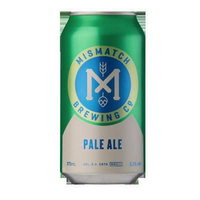 Mismatch Pale Ale 375ml Can