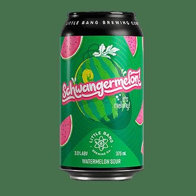 Little Bang Schwangermelon Watermelon Sour