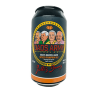 Yulli's Brews Dad's Army: Van's Spiced Pumpkin Ale