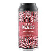 Quiet Deeds/Venom Brewing Viper Pit Hazy DIPA