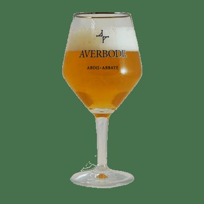 Abdij Abbaye Averbode Beer Glass