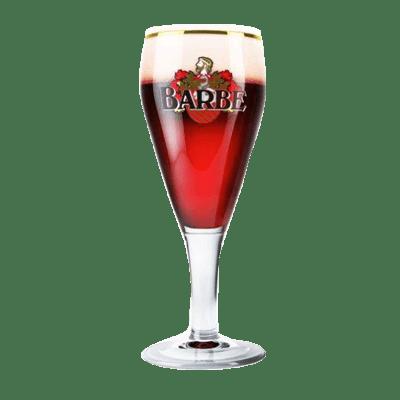 Verhaeghe Barbe Beer Glass