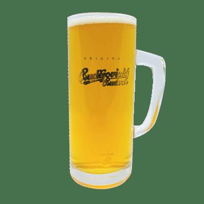 Budejovicky Budvar 300ml Tall Mug With Handle