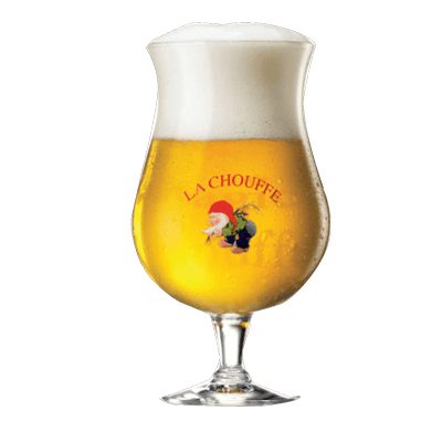 La Chouffe Magic Chouffe 250ml Beer Glass