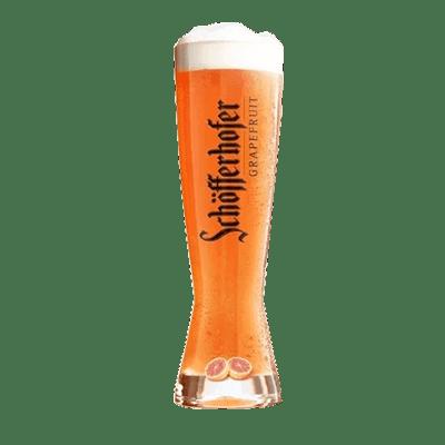 Schöfferhofer Grapefruit Glass