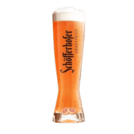 Schöfferhofer Grapefruit Glass