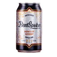 BentSpoke How's It Gosen? Gose