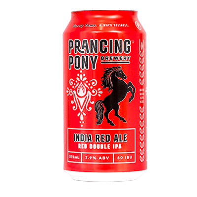 Prancing Pony India Red Ale 375ml Can