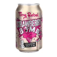 Tiny Rebel Strawberry Bomb Sour Ale
