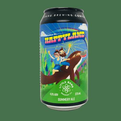 Little Bang Happyland Summery Ale