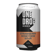 One Drop Strawberry Honeydew Sour