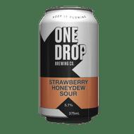One Drop Strawberry Honeydew Sour