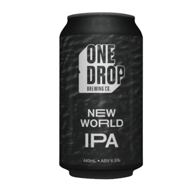 One Drop New World IPA