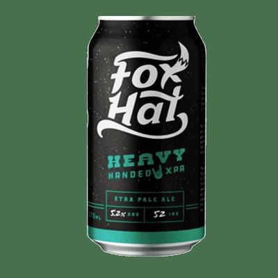 Fox Hat Heavy Handed IPA