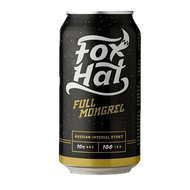 Fox Hat Full Mongrel Russian Imperial Stout