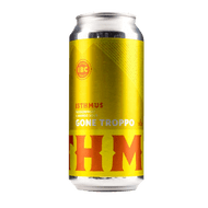Isthmus Gone Troppo Passionfruit Mango Sour
