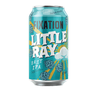 Fixation Little Ray Hazy IPA