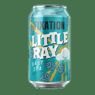 Fixation Little Ray Hazy IPA