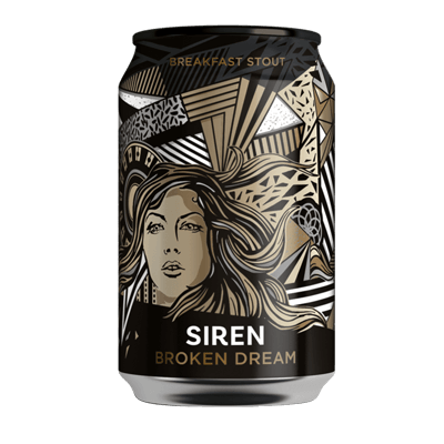 Siren Broken Dream Oatmeal Stout